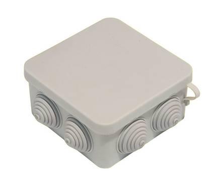 Коробка распределительная 100х100х50мм IP55 HEGEL Фотография_0