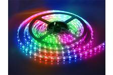 Лента LED Верх. Свеч. IP65 12В 14,4Вт/м SMD5050 RGB 60Led/м (упк/5м) Energy