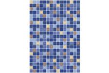 Плитка Пиастрелла Меланж Беринг 280х400 мм, синий