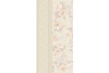 Плитка настенная Alta Cera FLOWERS Vintage Ally WT9VTA07 249*500*7,5 мм, бежевая
