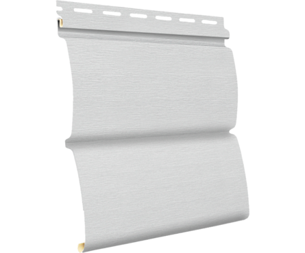 Сайдинг VOX 3,85*0,25м Белый (SV-01)