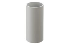 Труба водосточная Дёке PREMIUM (пломбир) 3 м