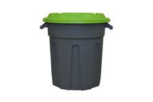 Бак пласт ING6180-НК мусорный 80 л
