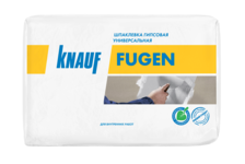 Шпаклевка KNAUF Фуген, гипсовая, 10 кг