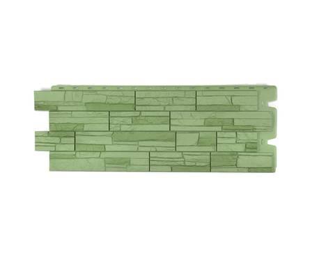 Панель ДЁКЕ Stein (Зелёный) 1098мм*400 мм