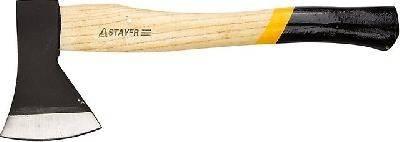 Топор STAYER MASTER кованый с деревянной рукояткой,1000гр Фотография_0