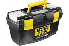 Ящик для инструмента  STAYER VEGA-16, пластиковый