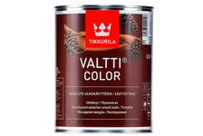 Лазурь фасадная Tikkurila Valtti Color для дерева, бесцветная, база ЕС (0.9 л)