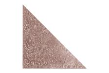 Плитка зеркальная ДСТ Алладин-1 ТЗРАл-1 треугольная, 180х180 мм
