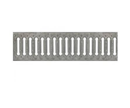 Решетка водоприемная РВ-10.13,6.50-штампованная стальная оцинкованная (Россия)