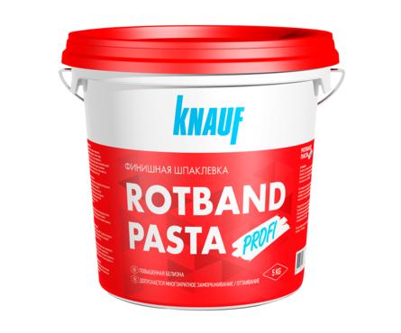 Шпаклевка KNAUF Ротбанд Паста Профи, 5 кг Фотография_0