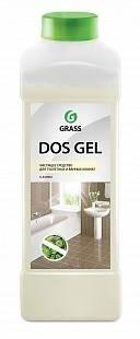 Средство д/чистки и дизинф. Dos Gel 1 кг GRASS