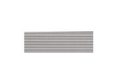 Кант полукруглый 40 мм 0,9 алюминевый