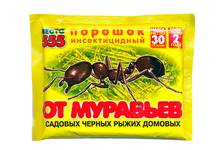Средство от садовых и домашних муравьев Веста 555 порошок 30 г