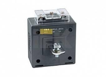 Трансформатор тока ТТИ-Ф 150/5А с шиной 5ВА класс точности 0,5 Фотография_0