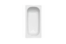 Ванна стальная 170x70 (ВИЗ) Антика NOVA Белая Орхидея цв. белый