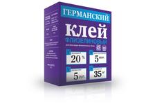 Клей для обоев Exclusive Германский флизелиновый (0,22 кг/30 шт/уп)