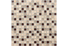 Мозаика Caramelle Mosaic Naturelle Island 305х305х4 мм, чип 15*15 мм