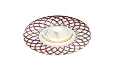 Светильник Ambrella A815 AL/BR алюминий/коричневый MR16