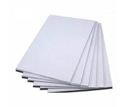 Подложка листовая полистирол белая 1000х500х3мм (в уп. 10листов=5м2) Фотография_0