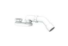 Сифон для душевого поддона Unicorn G11 без выпуска 1 1/2 (Ø40), отвод в канализацию Ø40хØ40/50 45°