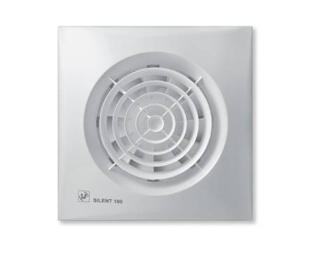 Вентилятор S&P Silent - 100 CZ