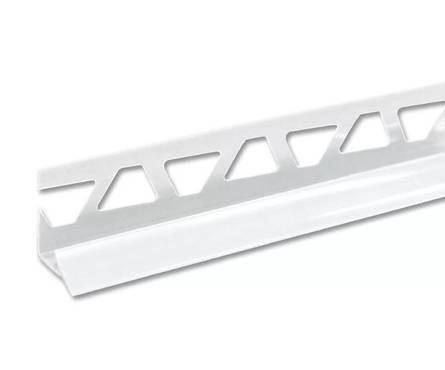 Раскладка для керамической плитки 8-7х2500мм белый внутренний Фотография_0