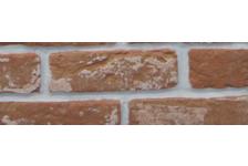 Гипсовая плитка Кирпич Саман 300-09 светло-коричневый, 6,5х20 см, 0,5 м2 (33 штуки)