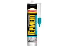 Герметик Момент Гермент силикон для аквариумов 280 мл