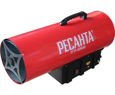 Газовая тепловая пушка РЕСАНТА ТГП-50000 Фотография_0