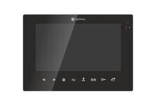 Видеодомофон цветной Optimus AHD VMH-7.1 black, 1024*600