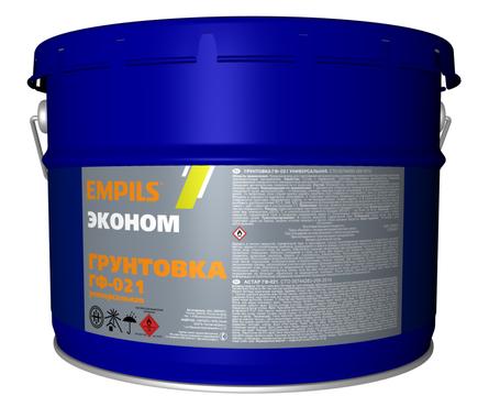Грунтовка Эмпилс Эконом ГФ-021 20 кг