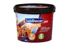 Пропитка для дерева акриловая LUXDECOR PLUS 5л (Белый)