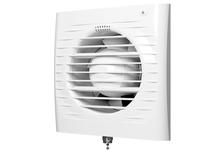 Вентилятор вытяжной Era 5S-02 диаметр 125 мм, с антимоскитной сеткой и шнурком