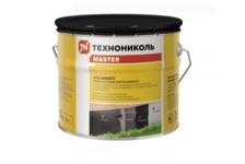 Мастика битумная ТЕХНОНИКОЛЬ AquaMast для фундамента (3 кг)