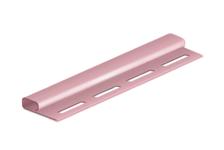 Планка финишная VOX S-114 розовая, 3.81 м