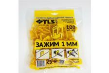 Система выравнивания плитки TLS profi, зажим 1 мм