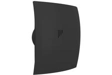 Вентилятор вытяжной ERA Diciti 4С Matt black D98 осевой  с обратным клапаном