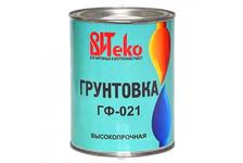 Грунт ВИТЕКО ГФ-021 красно-коричневый, 20 кг