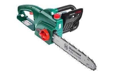 Пила цепная Hammer Flex CPP1600 1600Вт 840м/мин шина 14'' цепь 3/8''-1.3мм-53