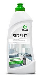 Средство д/чистки для кухни и ванны Sidelit 0.5л GRASS
