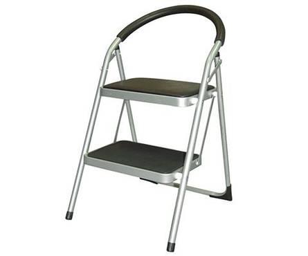 Стремянка-стул с широкими ступенями 2 ступ. Фотография_0