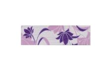 Бордюр Terracotta.Pro Laura Flowers 57х200 мм