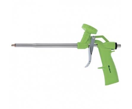 Пистолет для монтажной пены Сибртех Стандарт, пластмассовый корпус Фотография_0