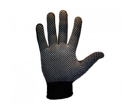 Перчатки рабочие нейлоновые 15 класс вязки с ПВХ ТОЧКА Фотография_0