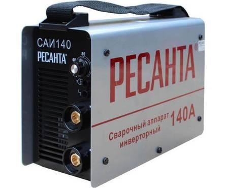 Сварочный аппарат РЕСАНТА САИ-140 Фотография_0