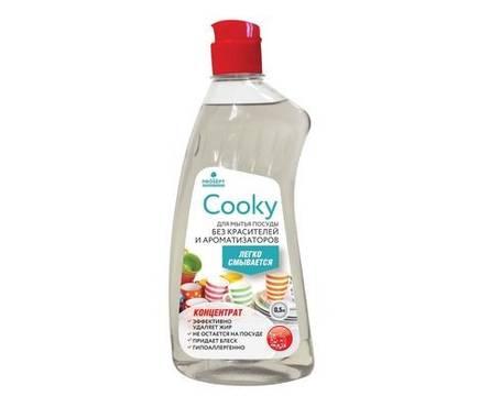 Куки Гель для мытья посуды, концентрат 0,5л