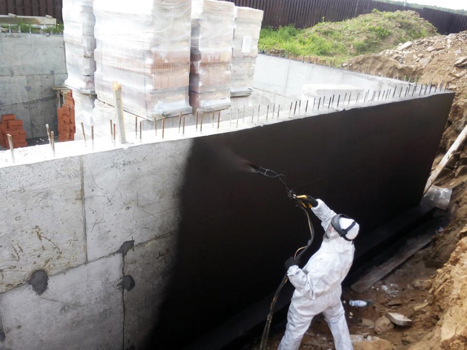 Все виды гидроизоляции бетона критерии бетона