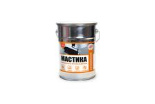 Мастика битумная Царицынские краски холодного отверждения, 15 кг