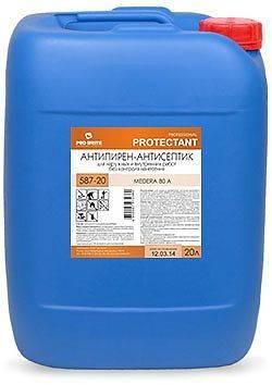 Антисептик-антипирен MEDERA 80 В ( II группа огнезащиты) 20 л
